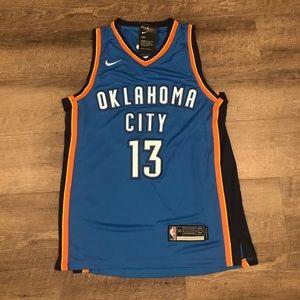 Nike NBA OKC Thunder Paul George Jersey